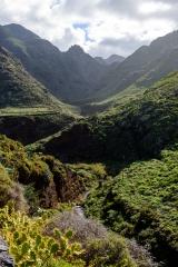 Noordwesten van Tenerife, Anaga, Punta del Hidalgo