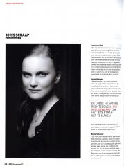 In de rubriek 'beste concurrenten' van SHUTR fotomagazine 02 2013