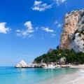 Cala Luna, Sardinië, Italië