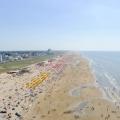 De kust bij Noordwijk was een zwakke plek in de Nederlandse kustbescherming. Met een bredere duinenrij en zandopspuiting is deze breder gemaakt om in de toekomst bestand te zijn tegen hoogwater in de Noordzee