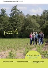Aequator Groen & Ruimte magazine 1-2012