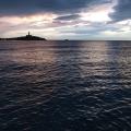 Kustplaats Rovinje in Istrië, Kroatië