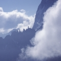 Grandes Jorasses, Mont Blanc-gebied, Frankrijk